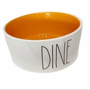 Rae Dunn pet dog bowl Large DINE